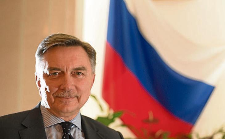 Yuri Korchagin, embajador ruso en España, ha asegurado que la supuesta injerencia de su país es una invención de los medios