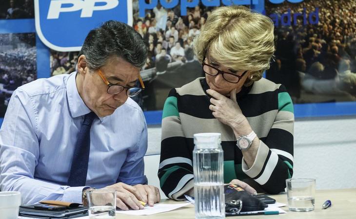 González cree que Aguirre es una