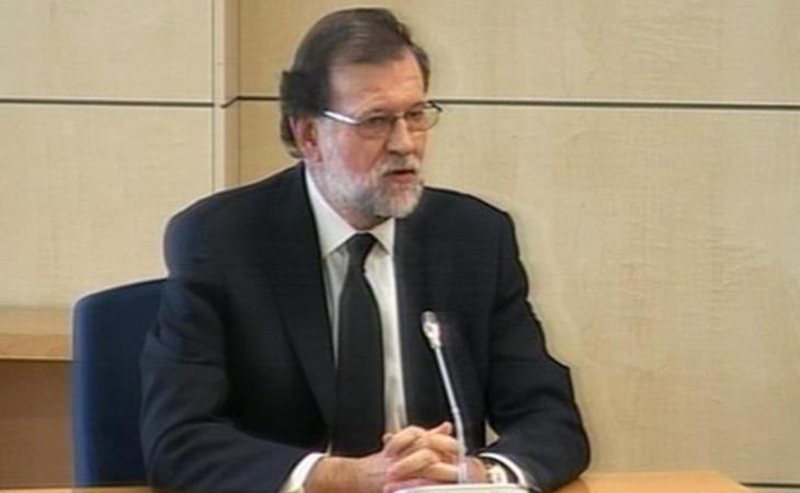 El PP es el primer partido de la democracia española en ser procesado por la justicia