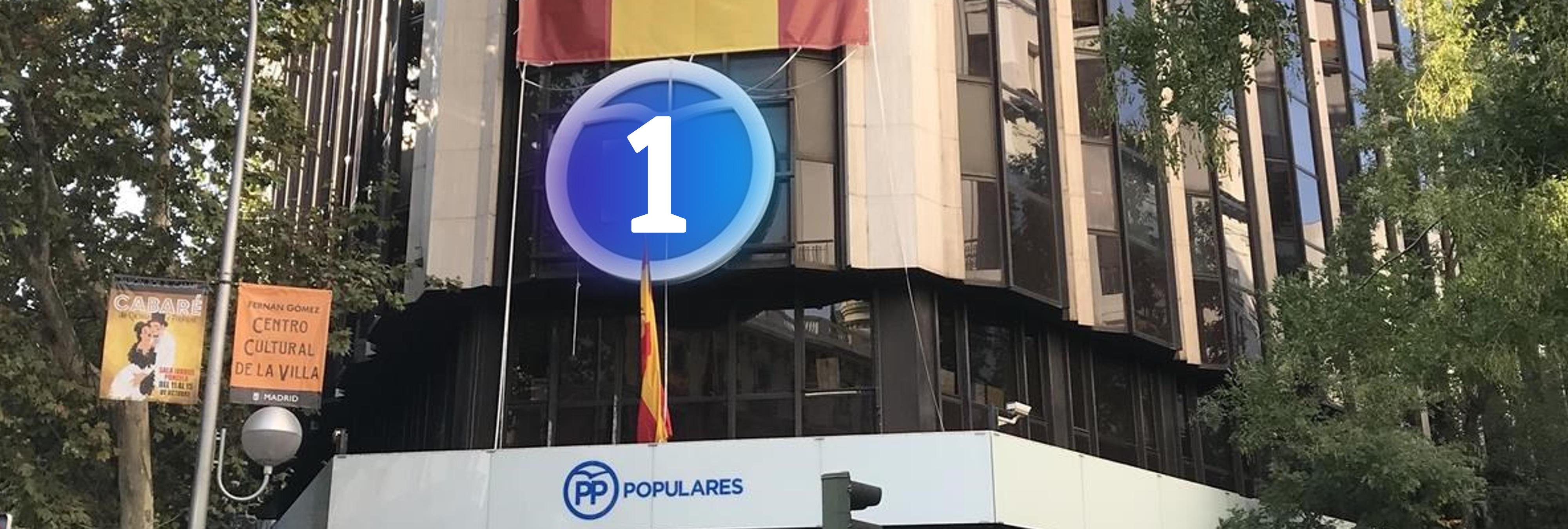 TVE prioriza a Mortadelo y Filemón sobre el procesamiento del PP por el caso Bárcenas
