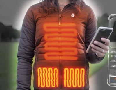 Inventan la chaqueta con calefacción para la gente realmente friolera