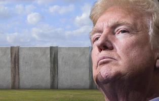 Lanzan un crowdfunding para comprar un trozo de frontera entre EEUU y México y frenar el muro de Trump