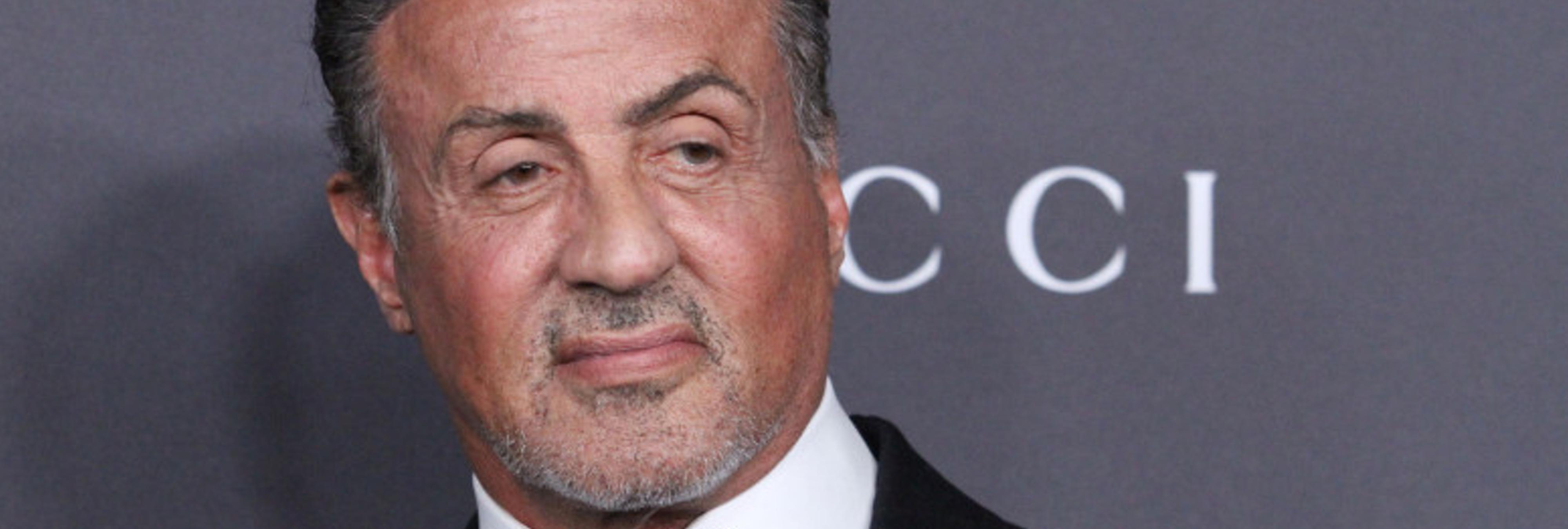 Sylvester Stallone, acusado de abuso sexual por una joven de 16 años cuando él tenía 40