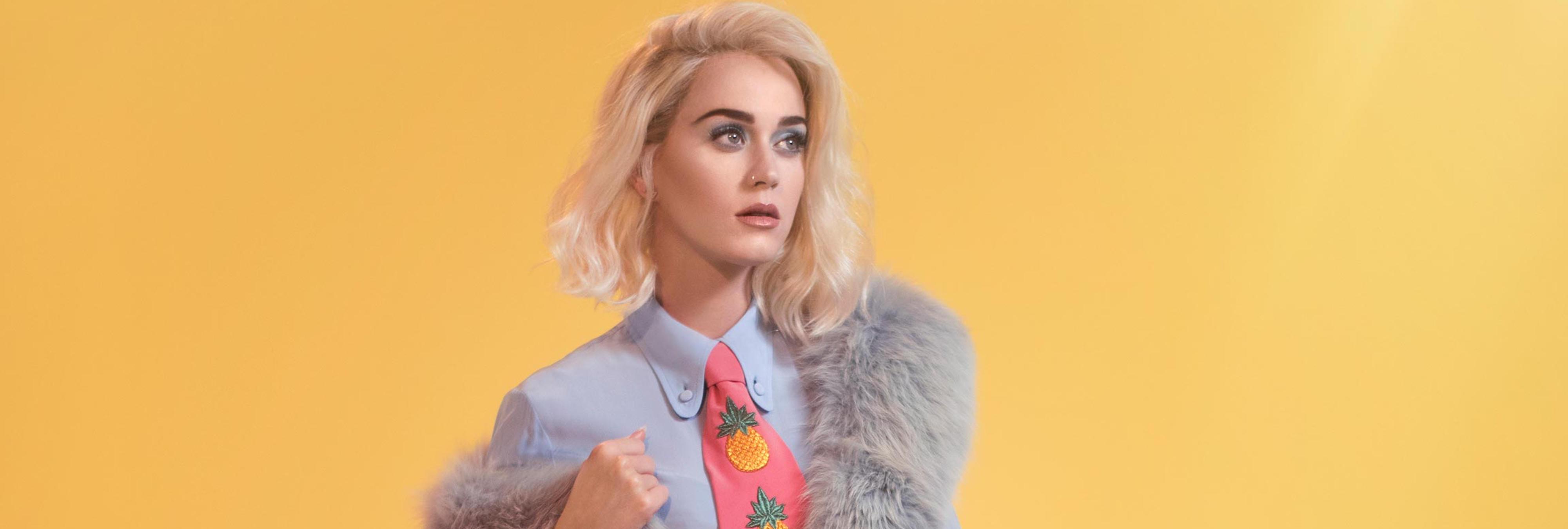 China veta a Katy Perry, por lo que no podrá actuar en el desfile de Victoria's Secret