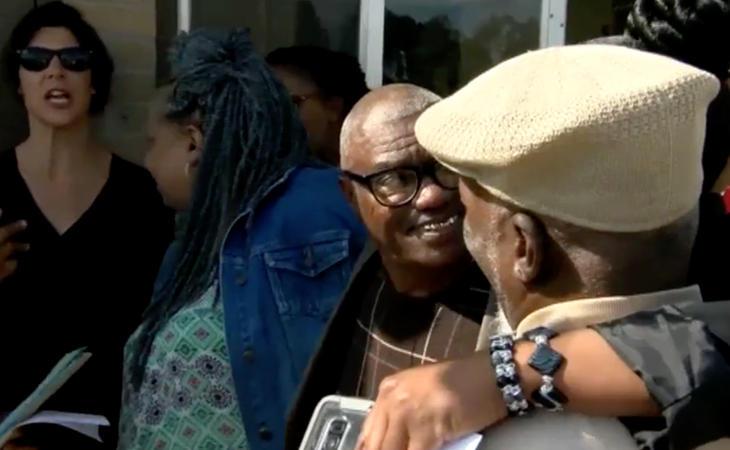 Wilbert Jones ha sido liberado tras haber pasado 46 años en prisión al haber sido acusado de un delito de violación cuando tenía 19 años que nunca cometió