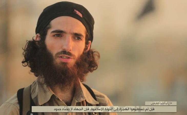 Abu Lais al Qurdubi, El Cordobés, ha sido la cara más visible del aumento de esta retórica