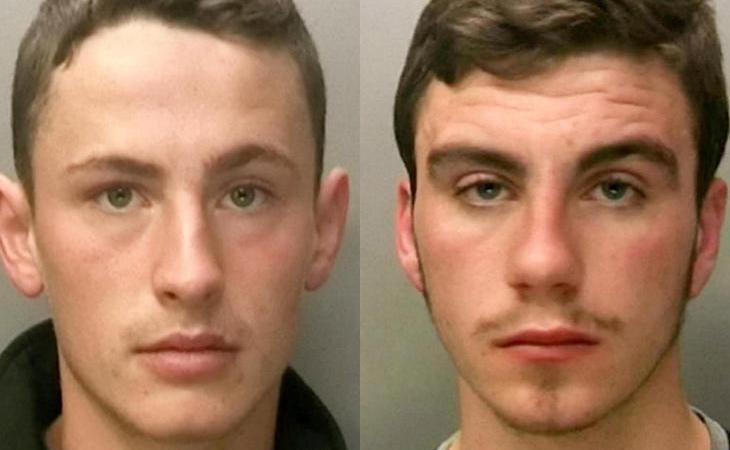 Brandon Sharples y Jack McInally, junto con Cairns, van a pasar mucho tiempo entre rejas, según ha declarado el detective Jon Barker