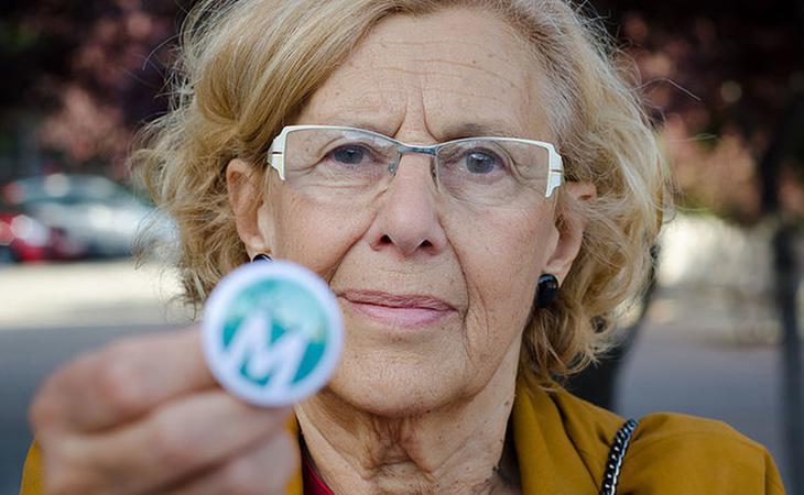 Carmena ha logrado superávit a la vez que aumenta el gasto en políticas sociales