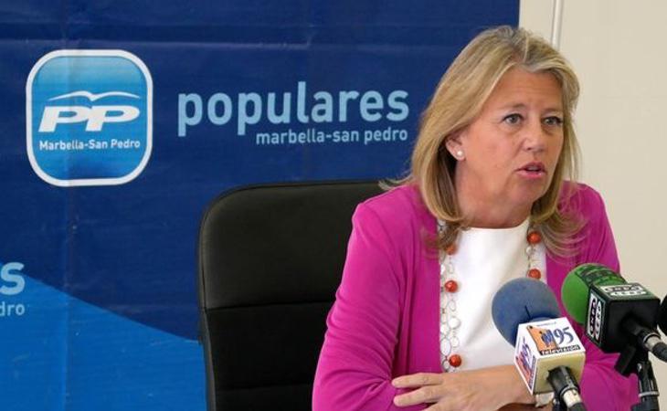 Ángeles Muñoz podrá gastar 36 millones más gracias a Montoro