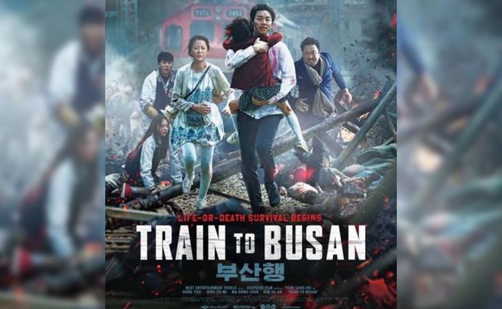 Cartel de 'Train to Busan'