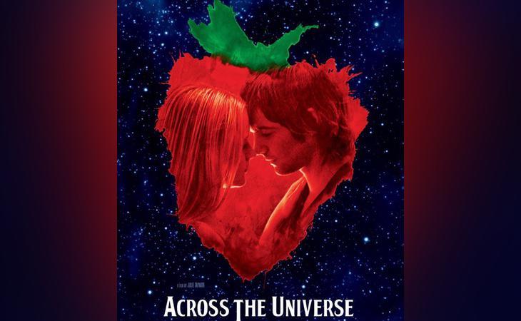 Cartel de 'Across The Universe'