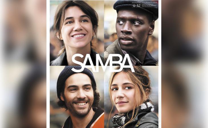 Cartel de 'Samba'