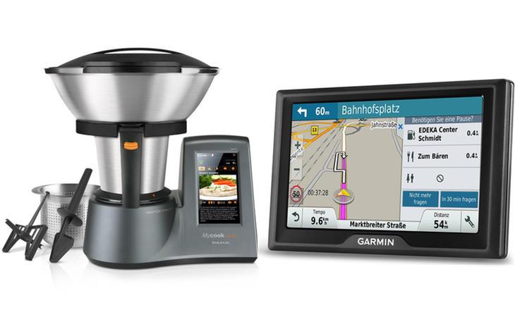 Aprovecha el Black Friday para comprate un robot de cocina o un GPS