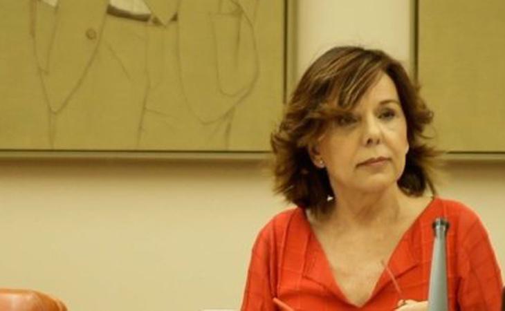Esther Arizmendi era la responsable de Transparencia y Buen Gobierno