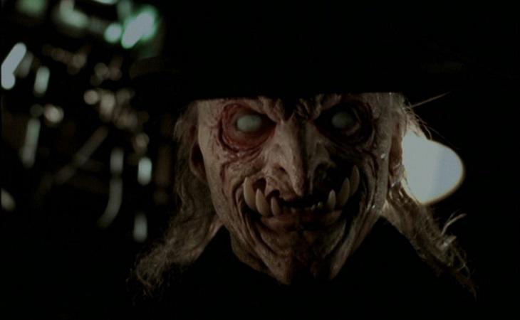 Der Kindeston, el villano de 'La muerte asesina'