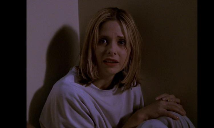 Sarah Michelle Gellar como Buffy en 'Otra vez normal'