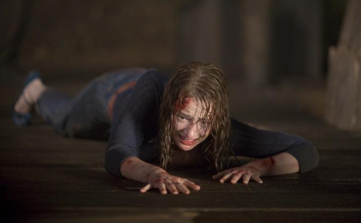 Kristen Connolly en 'La cabaña en el bosque', de Drew Goddard