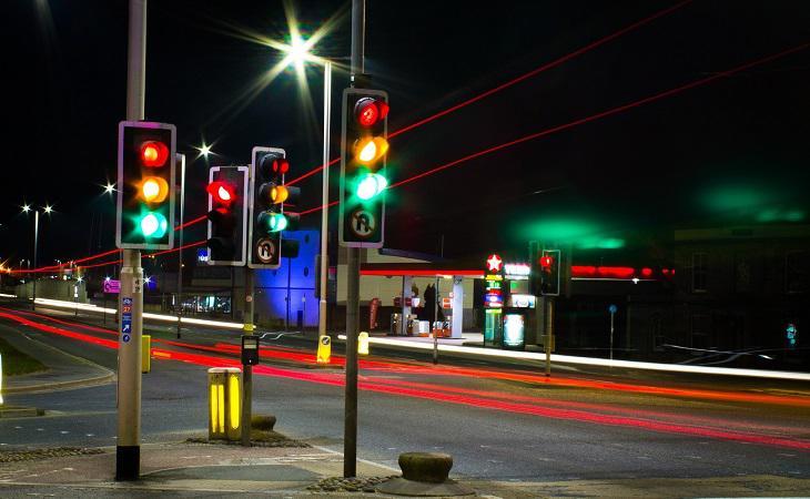En 1920 se instalaron en Estados Unidos los primeros semáforos modernos