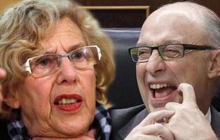 Carmena se ve obligada a recortar 492 proyectos sociales tras la intervención de Montoro