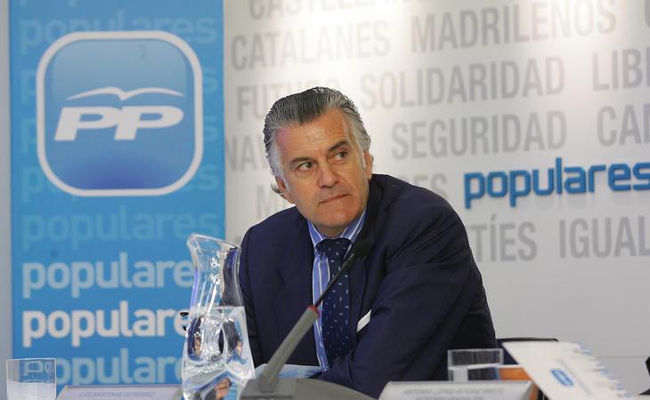 El PP es el primer partido de la democracia imputado por la justicia