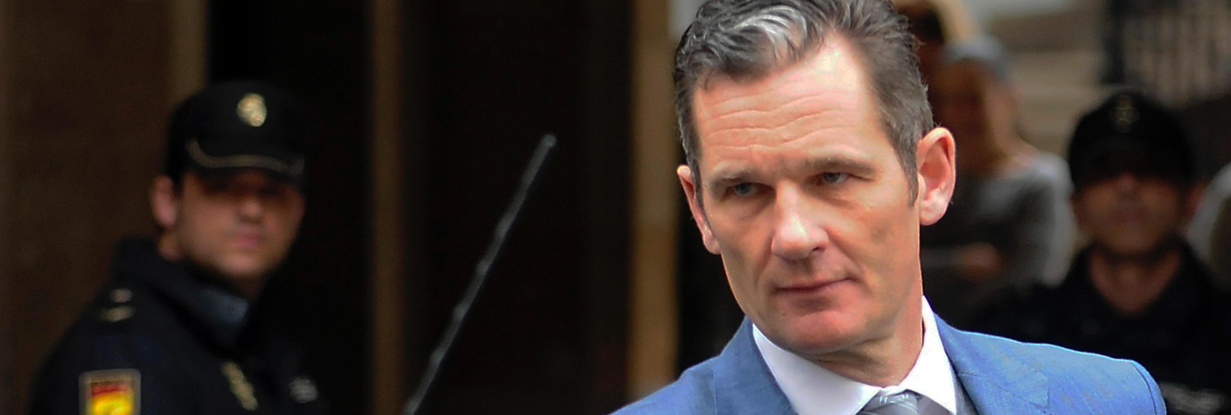 Iñaki Urdangarín vuelve a pedir su absolución