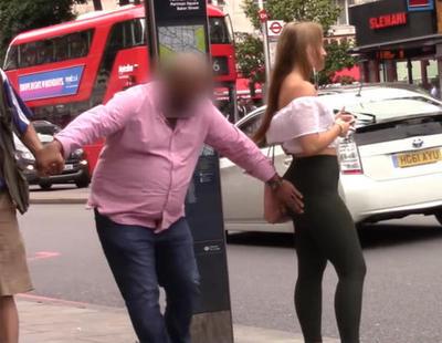 Le bastó una hora en la calle para demostrar que el acoso callejero existe