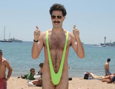Sacha Baron Cohen se ofrece a pagar la multa de los turistas por vestir el mankini de 'Borat'