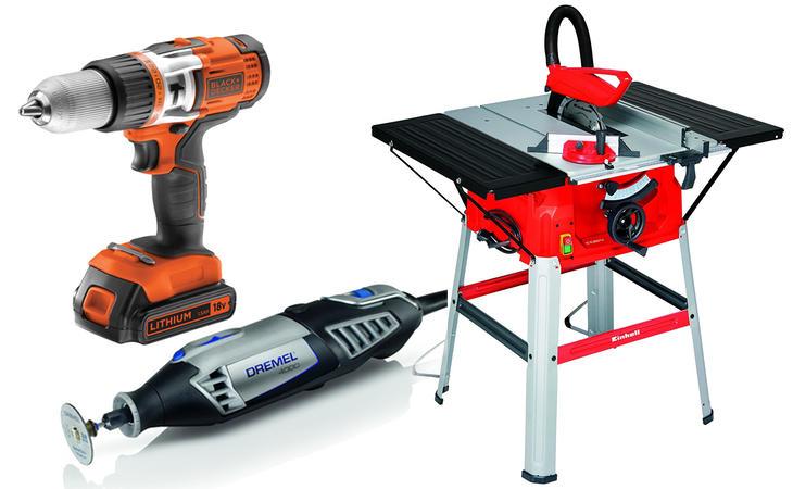 Equípate de herramientas con grandes ofertas