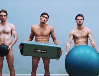 El primer gimnasio nudista del mundo abre sus puertas en París