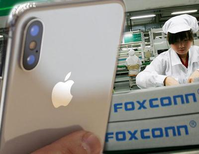Apple explotó a estudiantes en China para acelerar la producción del iPhone X