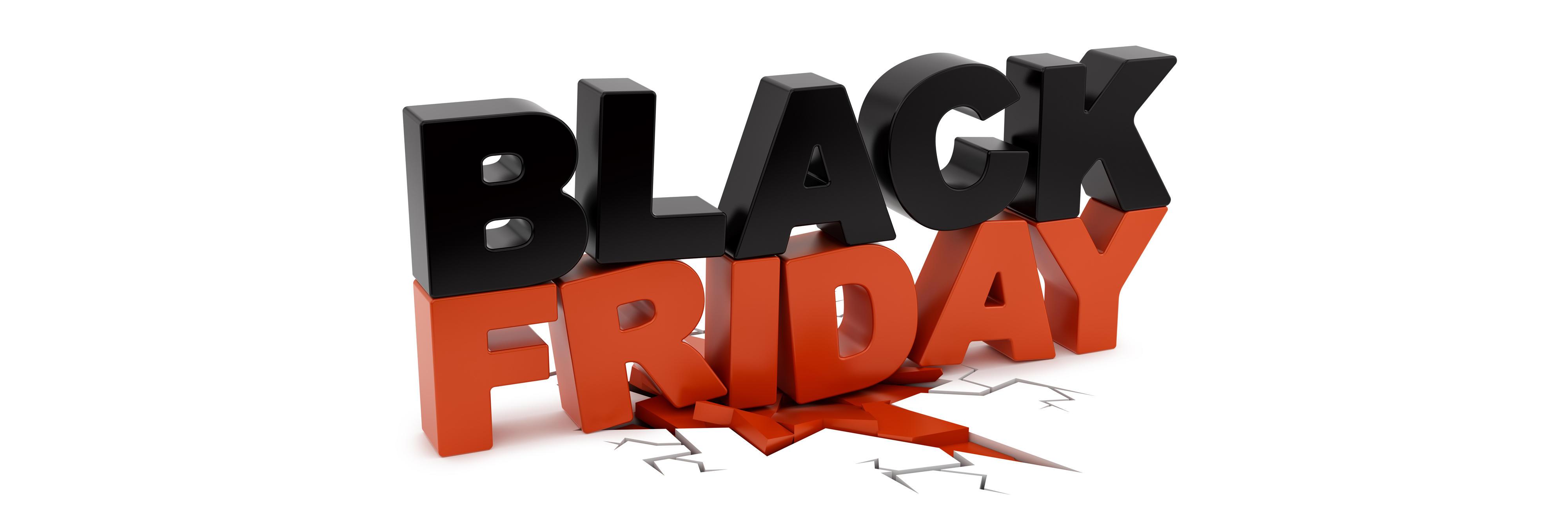 Los grandes descuentos en informática, juguetería y hogar por el Black Friday