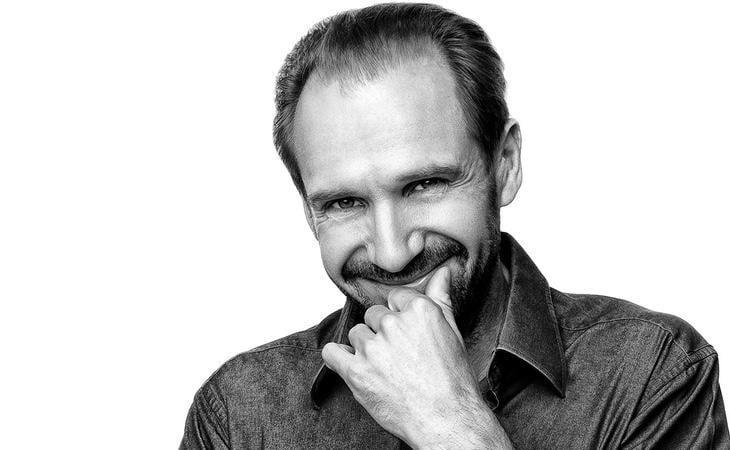 Ralph Fiennes, calentón de altos vuelos