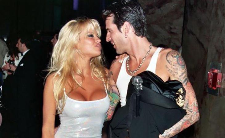 Pamela Anderson filtró un vídeo sexual suyo