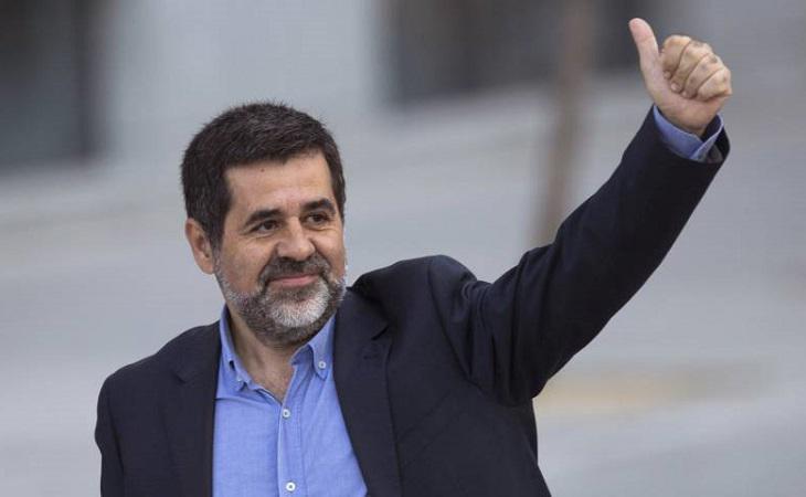 Jordi Sànchez se encuentra en prisión preventiva en Soto del Real