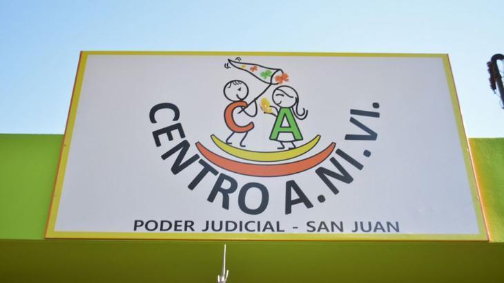 El centro se hizo cargo de poner todo lo que los niños habían contado en manos de la justicia
