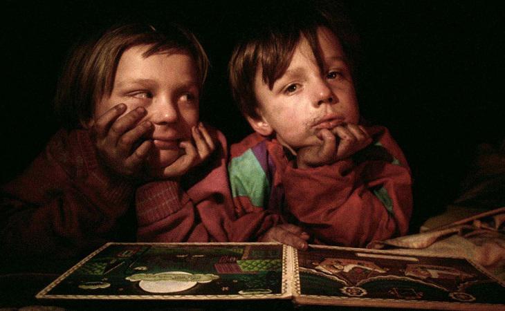 'Los niños de la estación Leningradsky', de Andrzej Celinski y Hanna Polak