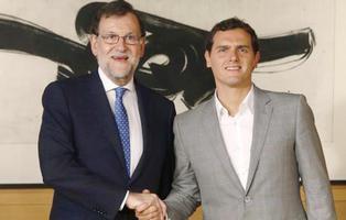 """""""Rivera lo hace de puta madre"""": Rajoy teme que Ciudadanos le adelante por la derecha"""