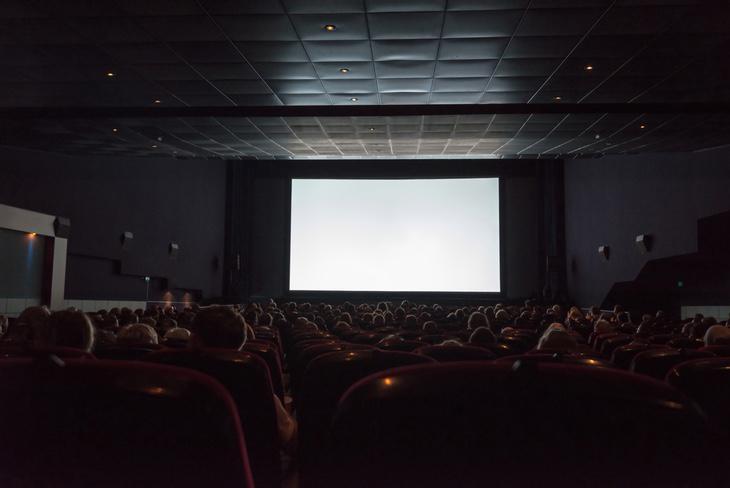La pareja, que tenía planeado mantener relaciones en el cine, no había pensado en las consecuencias