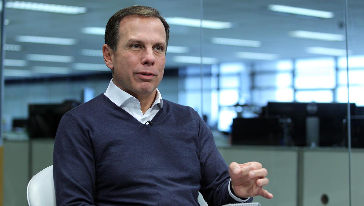 Joao Doria tiene intención de presentarse a las elecciones generales de Brasil