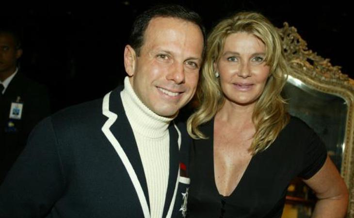 Joao Doria y su esposa han protagonizado múltiples escándalos