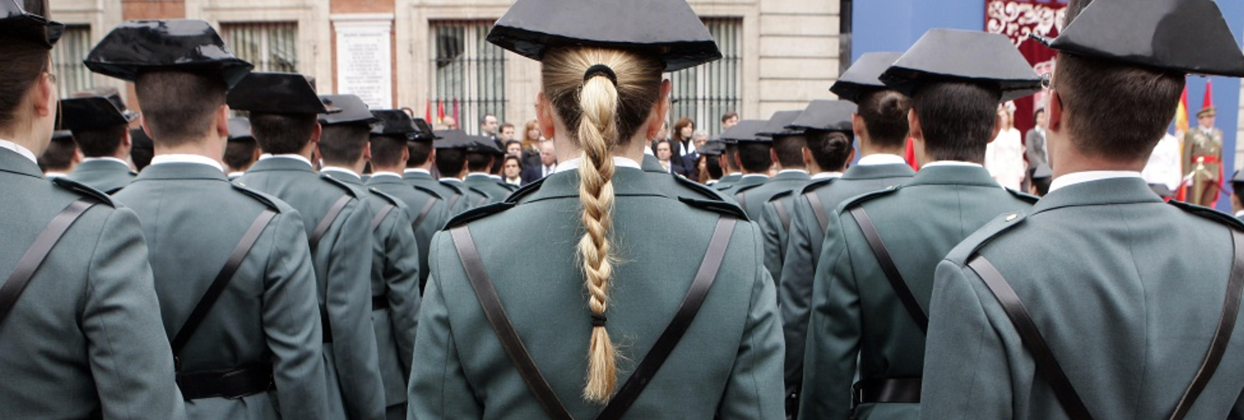 Condenado el Guardia Civil que preguntó a una compañera si llevaba bragas