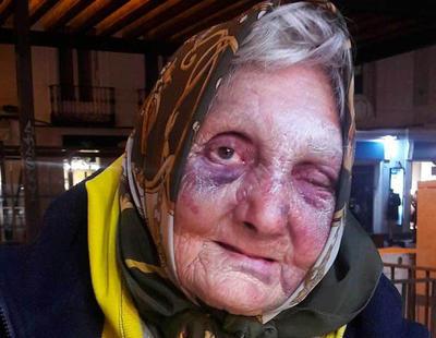 La anciana de 84 años sin hogar agredida en Madrid regresará por Navidad a Rumanía