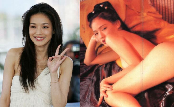 Shu Qi participó en varios títulos softcore