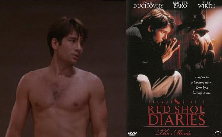 David Duchovny en 'Red Shoes Diaries'