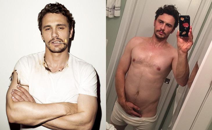 James Franco nunca ha esconcido su admiración al porno