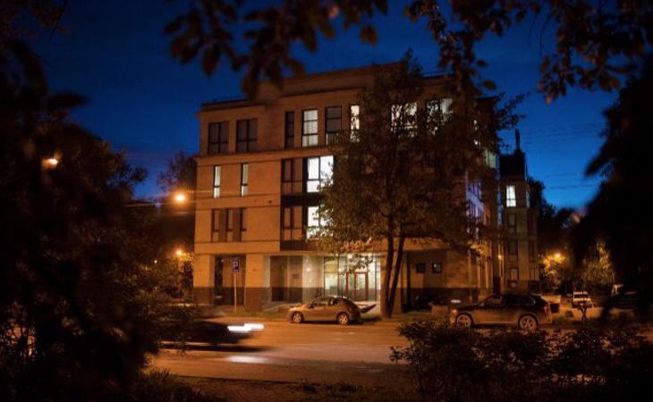 Sede de la Agencia de Investigación de Internet en Moscú, supuesto centro de las fake news de Rusia