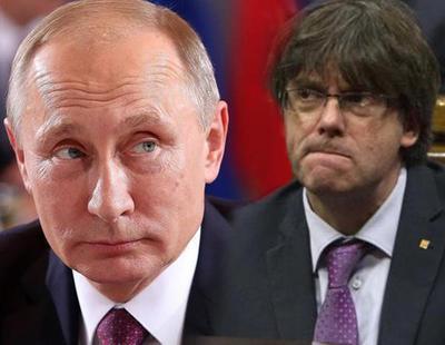 """Puigdemont es el """"idiota útil de Rusia"""", según el observatorio checo de Valores Europeos"""