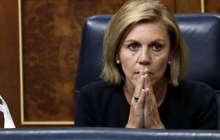 Cospedal, en aprietos por una presunta mordida en Castilla-La Mancha
