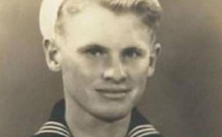 James Dempsey durante la Segunda Guerra Mundial