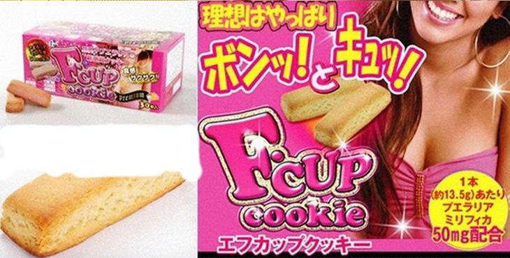 Las galletas están causando un auténtico furor en Japón